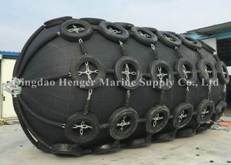 External Wear Resistance Pneumatic Rubber Fender Simple Installation For Port