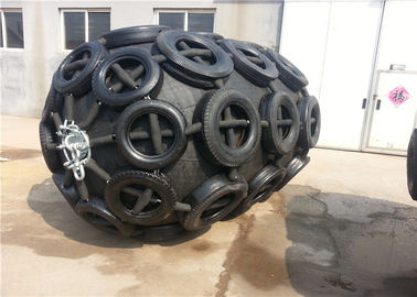 Pure Rubber High Pressure Submarine Fenders No Deterioration / Variation