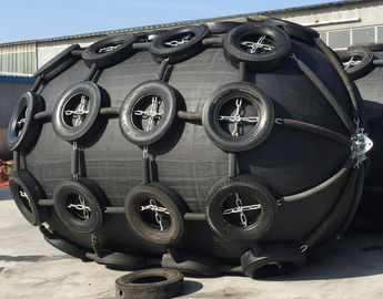 Pneumatic Aging Resistance STS 3.3m Marine Rubber Fender