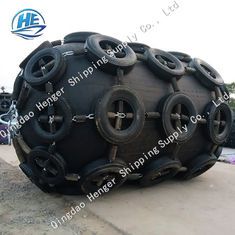 Ships Tire Cord 80kPa Inflatable Pneumatic Rubber Fender